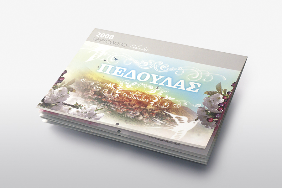 Calendar & Poster design